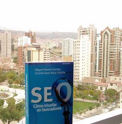 libro SEO en Bolivia