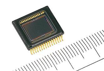 Sharp CCD