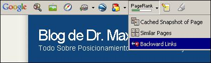 Google Toolbar para Firefox