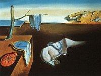 El tiempo - Dali