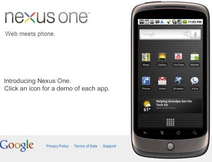 Google NexusOne